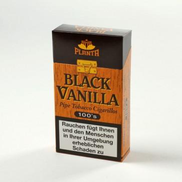 Planta Black Vanilla Filter Cigarillos 100s (10er Gebinde)