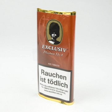 Pöschl Exclusiv Mixture No. 4
