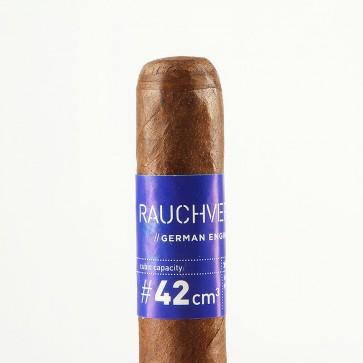 Rauchvergnügen #42 Cubic Robusto
