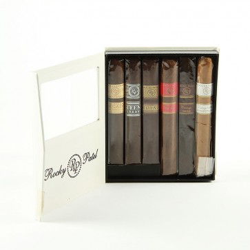 Rocky Patel Selection Robusto Sampler