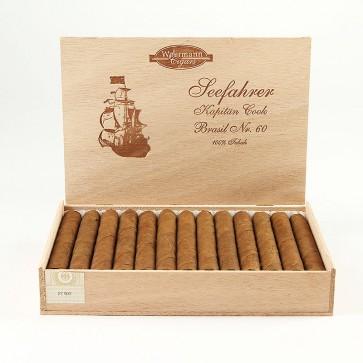 Woermann Cigars Kaptän Cook Brasil Nr. 60