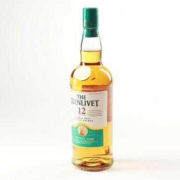 The Glenlivet Whisky 12 Jahre
