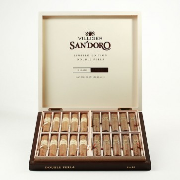 Villiger San´Doro Limited Edtion Double Perla