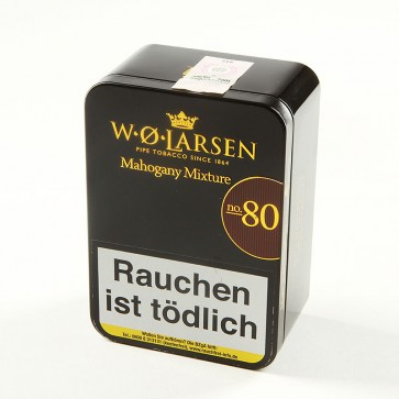 W.O. Larsen Mahogany Mixture No. 80