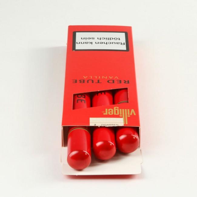 Red tiube