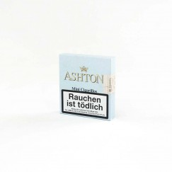 Ashton Mini Cigarillos Blue