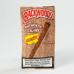 Backwoods Authentic Zigarren (ehemals Aromatic)