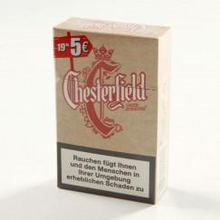 Chesterfield Red ohne Zusätze