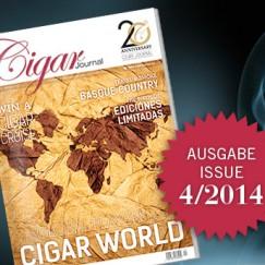 Cigar Journal Ausgabe 4-2014