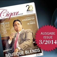 Cigar Journal Ausgabe 3-2014