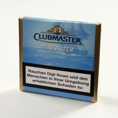 Clubmaster Superior Blue Mini Filter