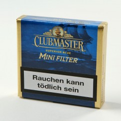 Clubmaster Superior Dark Blue Mini Filter