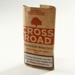 Crossroad Original Taste Tabak 5er Gebinde
