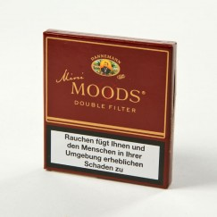 Dannemann Mini Moods Double Filter 10er