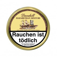 Dunhill Pipe Tobacco Elizabethan Mixture