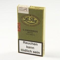 La Paz Wilde Cigarros Brazil