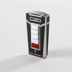 Tonino Lamborghini Aero Black Torch Flame Lighter