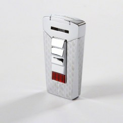 Tonino Lamborghini Aero Engine Turned Torch Flame Lighter