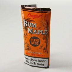Original R and M (ehemals Rum and Maple)