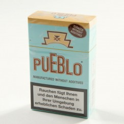 Pueblo Blue Filter