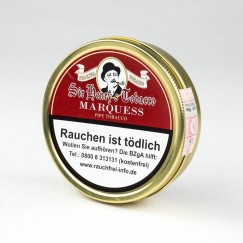 Sir Henry's Tobacco Marquess