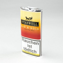 Stanwell Red & Gold