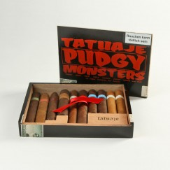 Tatuaje Pudgy Monsters Sampler