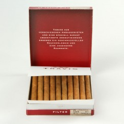 Travis Aromatic Filter Cigarillos
