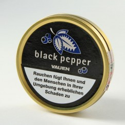 Vauen Black Pepper