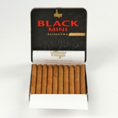 Villiger Black Mini Sumatra Filter
