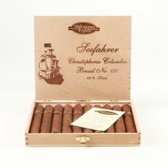 Woermann Cigars Seefahrer Christopherus Columbus Brasil Nr. 150