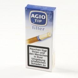 Agio Filter Tip Blau