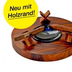 Brizard & Co. Triple Deck Aschenbecher