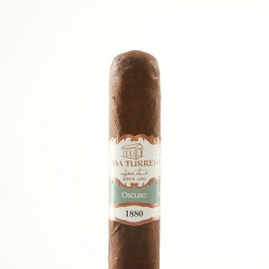 A. Turrent Casa Turrent 1880 Oscuro Doble Robusto