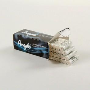 Angelo Aktivkohle-Filter ungebleicht