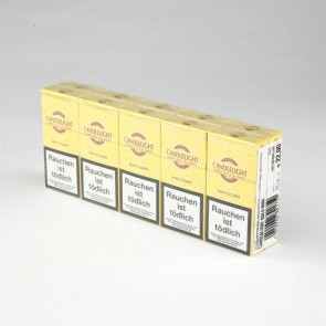 Candlelight Mini Cigarillo Gold (10er Gebinde)