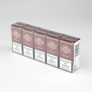 Candlelight Mini Cigarillo Red (10er Gebinde)