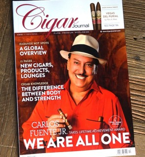 Cigar Journal Ausgabe 4-2018