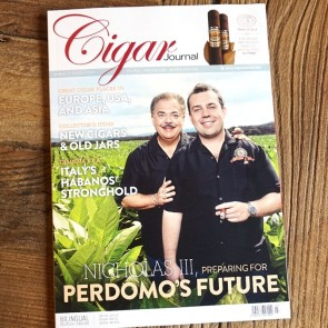 Cigar Journal Ausgabe 3-2018
