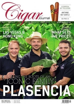 Cigar Journal Sommerausgabe 2-2017
