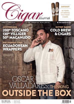 Cigar Journal Sommerausgabe 2-2018