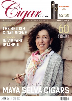 Cigar Journal Herbstausgabe 3-2015