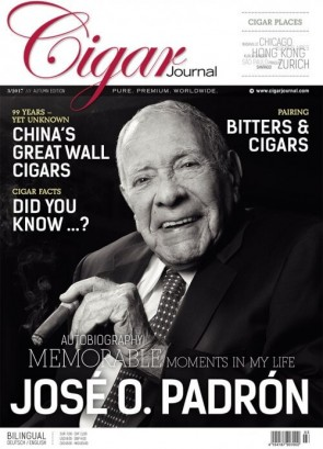 Cigar Journal Herbstausgabe 3-2017
