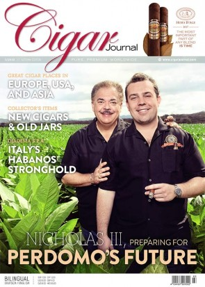 Cigar Journal Herbstausgabe 3-2018