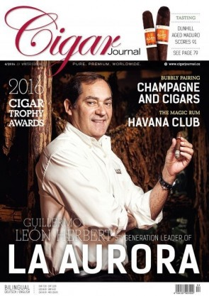 Cigar Journal Winterausgabe 4-2016