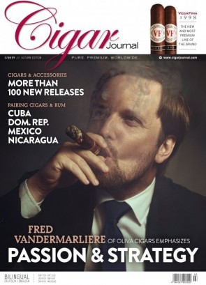 Cigar Journal Herbstausgabe 3-2019