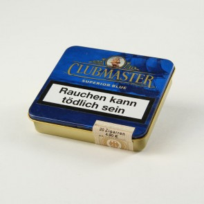 Clubmaster Superior Dark Blue