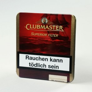Clubmaster Superior Filter Red No. 230