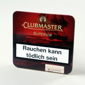 Clubmaster Superior Red No. 229