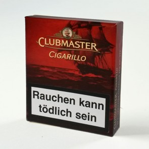 Clubmaster Cigarillo Red No. 292